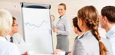 Проведение презентаций